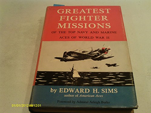 9780060138950: Greatest Fighter Missions