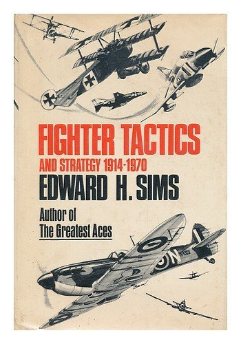 Fighter Tactics and Strategy, 1914-1970