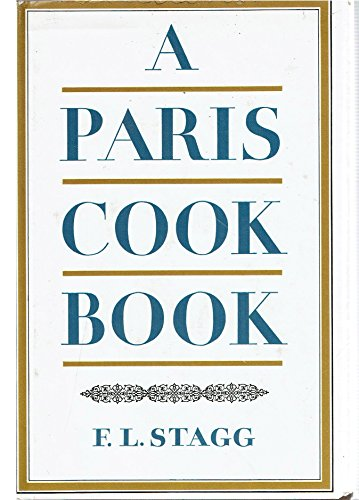 A Paris cook book