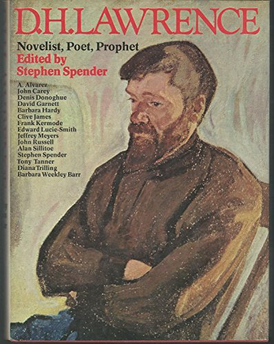 9780060139568: D. H. Lawrence: Novelist, Poet, Prophet