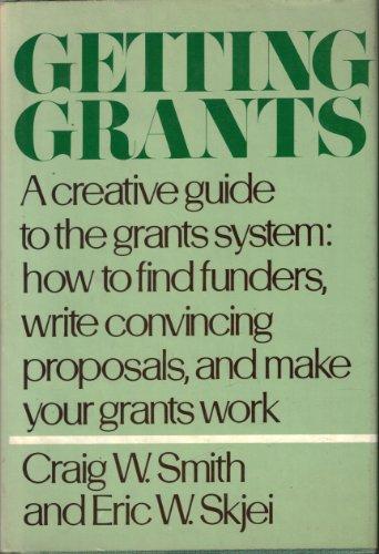 9780060140137: Getting Grants
