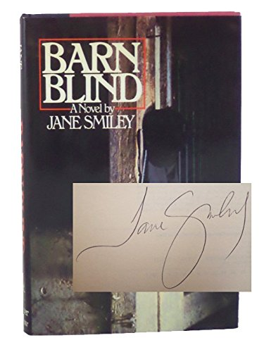 9780060140168: Barn Blind ( 1st/1st ~ Author's First Book )