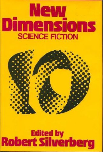 New Dimensions 10 (0060140194) by Silverberg, Robert