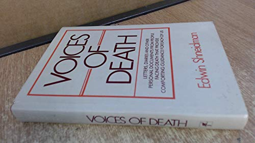 9780060140236: Voices of Death