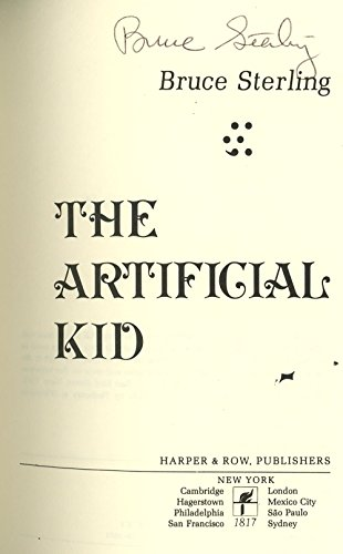 9780060140984: The Artificial Kid