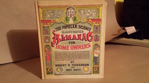 9780060141066: The Popular Science Illustrated Almanac for Homeowners