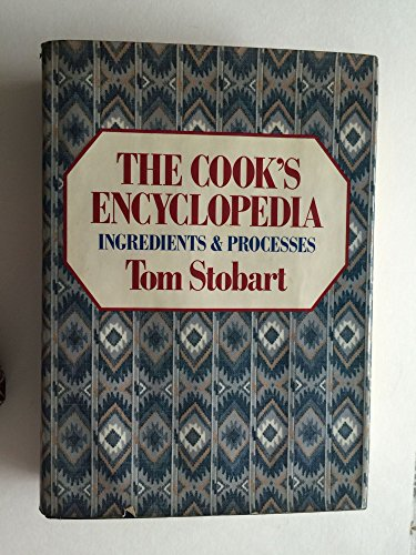 9780060141271: The Cook's Encyclopedia