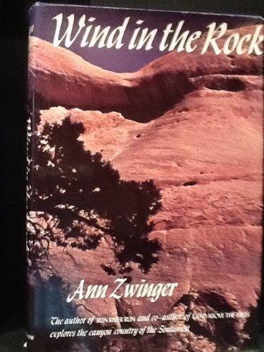 9780060142094: Wind in the Rock