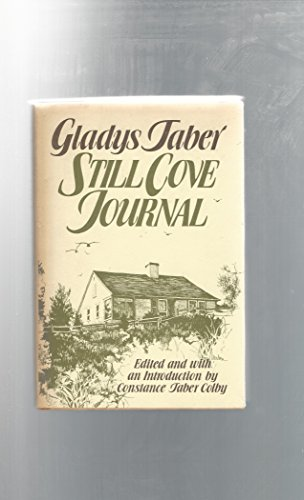 Still Cove Journal (0060142278) by Gladys Bagg Taber