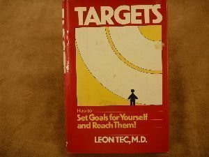 9780060142414: Targets: How to set goals for yourself and reach them!
