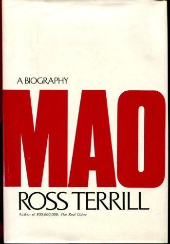 9780060142438: Mao : a biography
