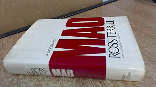 9780060142438: Mao: A biography