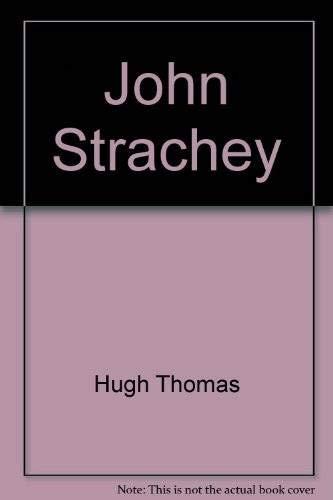 9780060142711: John Strachey