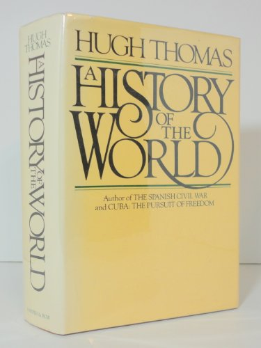 9780060142810: A History of the World