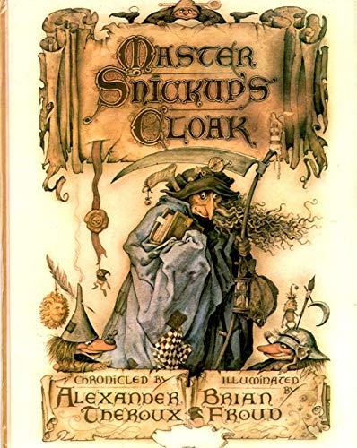 9780060142834: Master Snickup's Cloak