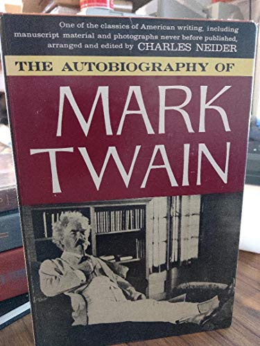 9780060143688: The Autobiography of Mark Twain