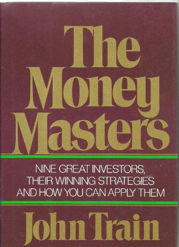 9780060143732: The money masters