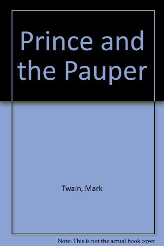 9780060144050: Prince and the Pauper