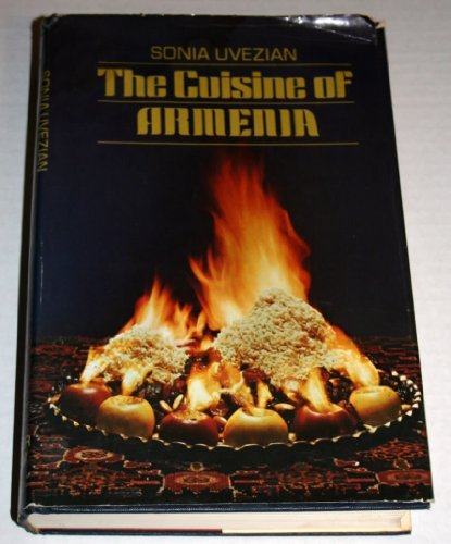 The cuisine of armenia by uvezian sonia harpercollins for Armenian cuisine book