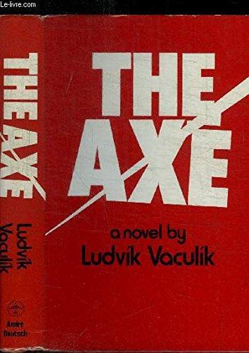 9780060144869: The axe