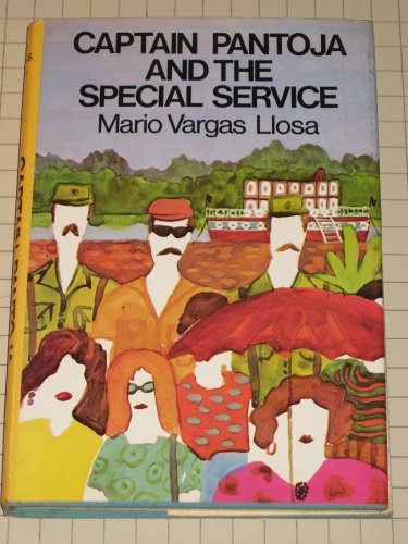 9780060144944: Captain Pantoja and the Special Service