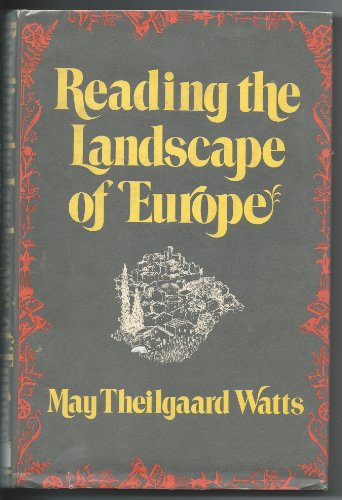 9780060145361: Reading the landscape of Europe