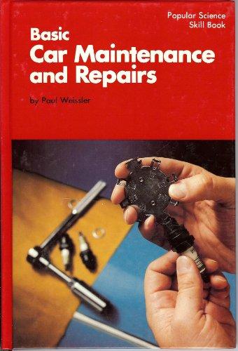 9780060145774: Basic Car Maintenance and Repairs