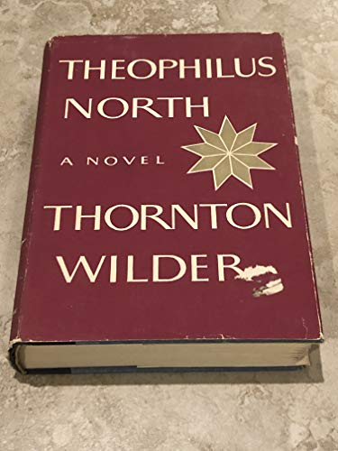 9780060146368: Theophilus North (A Cass Canfield Book)