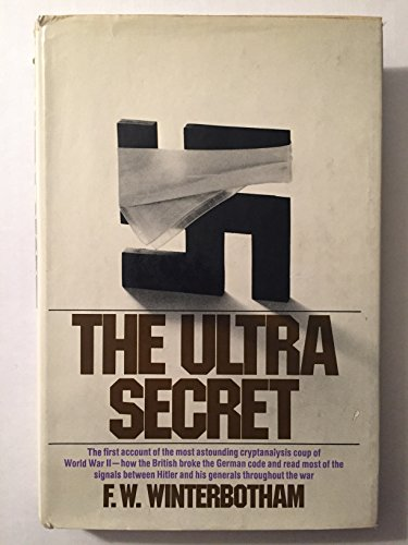 9780060146788: The Ultra Secret