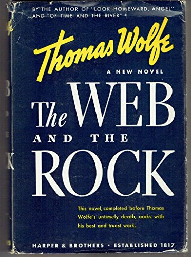 9780060147051: Web and the Rock
