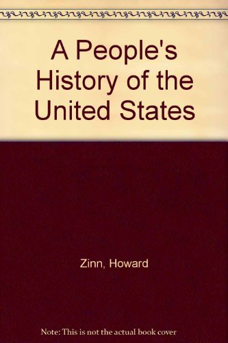 9780060148034: A people's history of the United States