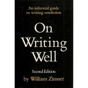 9780060148041: On Writing Well: An Informal Guide to Writing Nonfiction