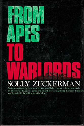 9780060148072: From apes to warlords