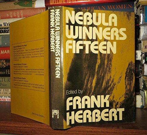 9780060148300: Nebula Winners: 15 (Nebula Awards Showcase)