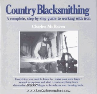 Country Blacksmithing.: McRAVEN, Charles.