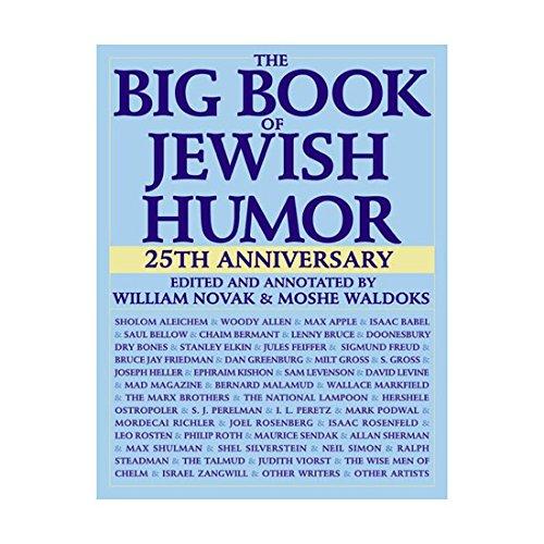 9780060148942: The Big book of Jewish humor