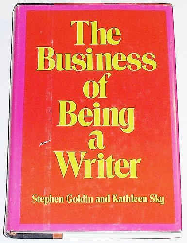 9780060149772: The Business of Being a Writer