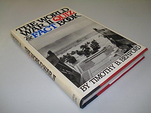 9780060150259: World War II: Quiz and Fact Book