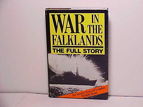 9780060150822: War in the Falklands: The Full Story
