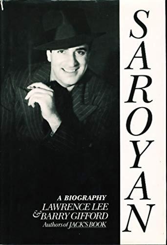 9780060151416: Saroyan: A Biography