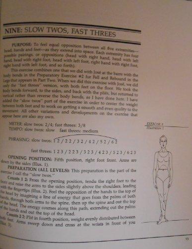 9780060151850: Illustrated Dance Technique of Jose Limon