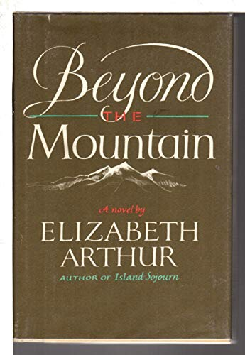 9780060151898: Beyond the Mountain