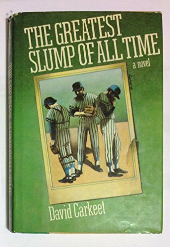 9780060152505: The Greatest Slump of All Time