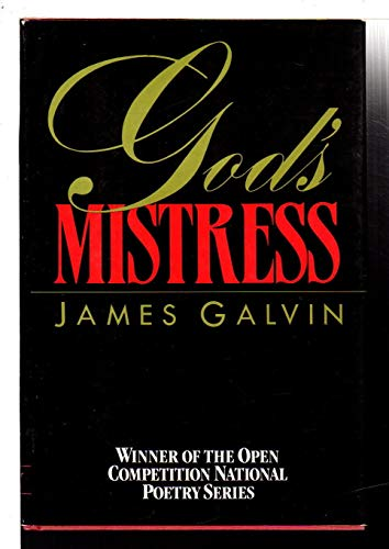 9780060152949: God's Mistress (National Poetry Series)