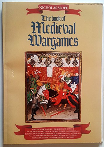 9780060153212: The Book of Medieval Wargames