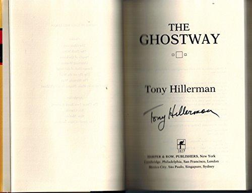 The Ghostway: Hillerman, Tony
