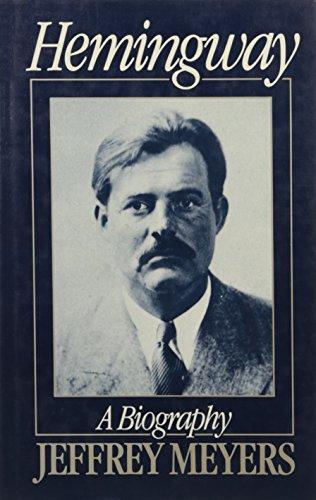 9780060154370: Hemingway: A Biography