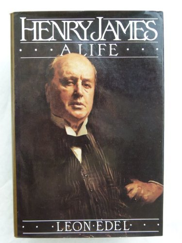 9780060154592: Henry James: A Life