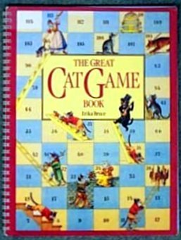 The Great Cat Game Book: Bruce, Erika