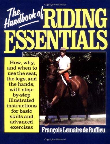 9780060155179: The Handbook of Riding Essentials